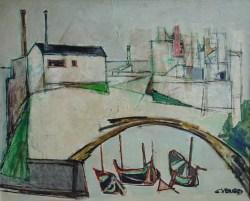 Claude Venard - Scene Deport