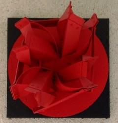 Edgar Negret - Sol Rojo