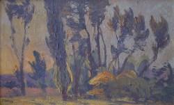 Georges Lemeilleur - Paysage (París)