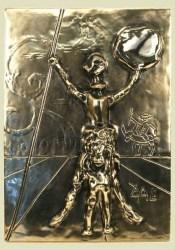 Salvador Dalí - Don Quixote