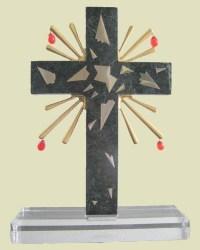 Salvador Dalí - Crucifixión