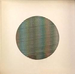 Carlos Cruz Diéz - Untitle vinyl & cardboard